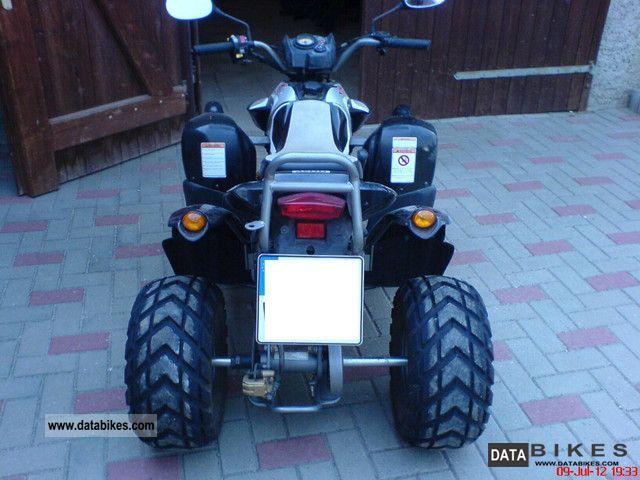 2007 Aeon  Cobra 2 / R 100 Motorcycle Quad photo