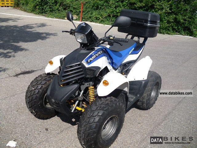 2004 Aeon  QUAD / ATW 100 + AUTOMATIC * CASE * new tires * Motorcycle Quad photo