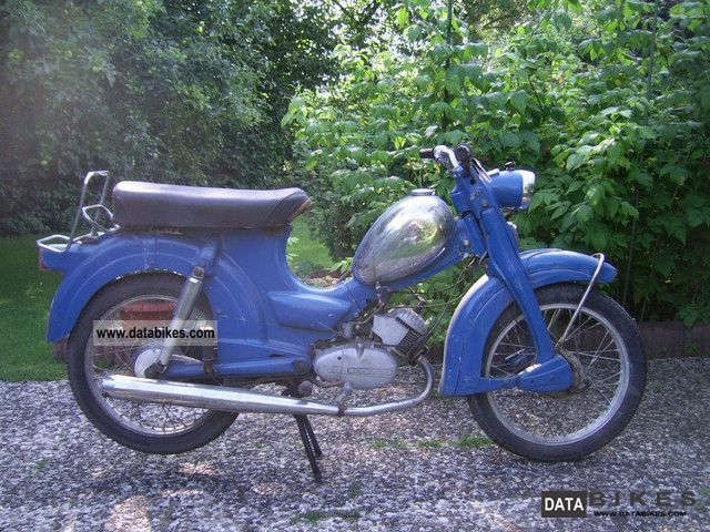 Zundapp  Zundapp Super Combinette 1966 Vintage, Classic and Old Bikes photo