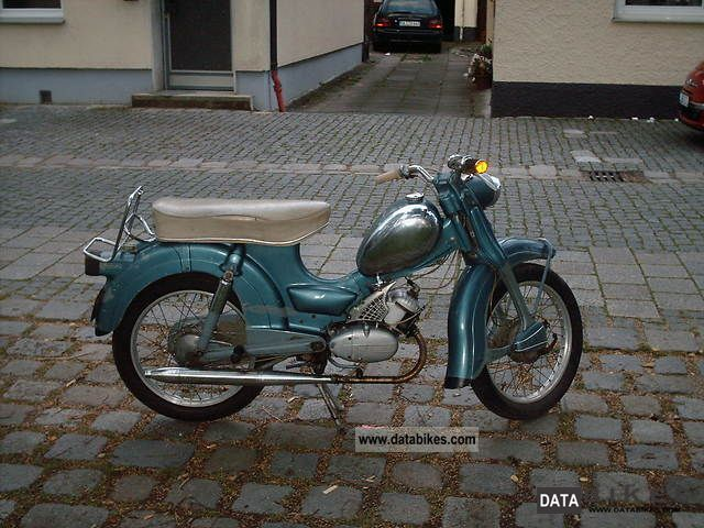 Zundapp  Zündapp Supercombi Nete 1967 Vintage, Classic and Old Bikes photo