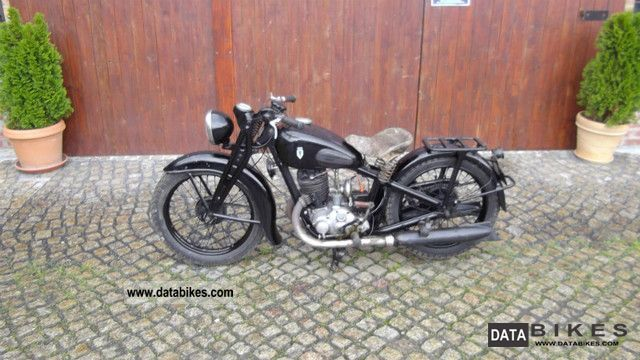DKW  SB 350 - ready to drive 1938 Vintage, Classic and Old Bikes photo