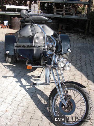 1995 Rewaco  Family Motorcycle Trike photo