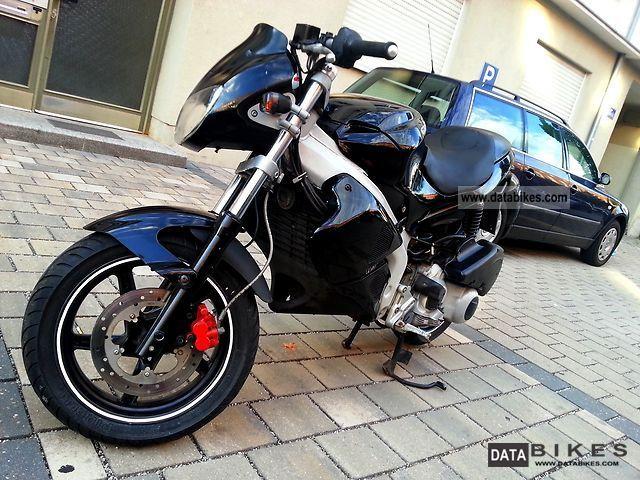 2008 Gilera  DNA 125 Motorcycle Lightweight Motorcycle/Motorbike photo