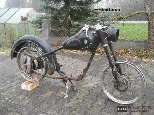 1957 DKW  RT 175 Motorcycle Other photo