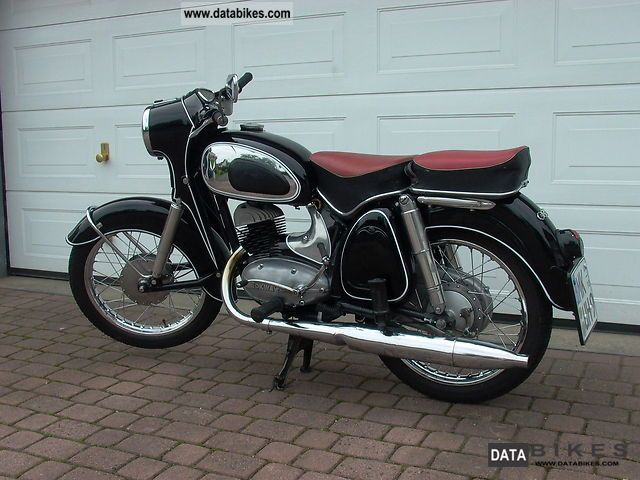 DKW  RT 200 VS 1960 Vintage, Classic and Old Bikes photo
