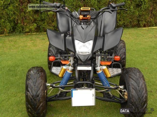 2009 Bashan  BS 200 Motorcycle Quad photo