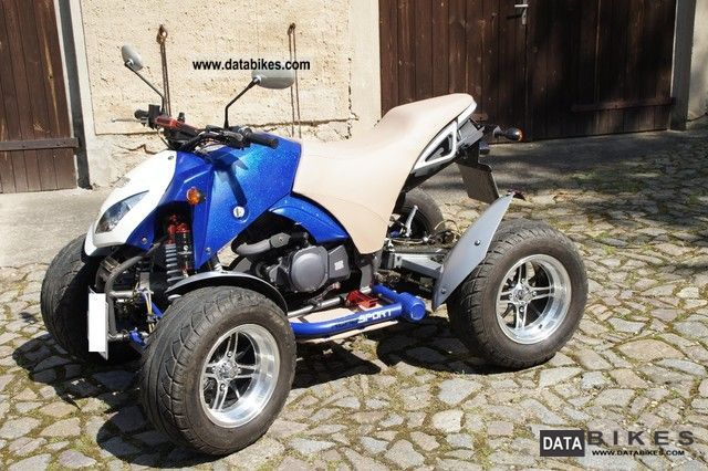 2011 Bashan  BS300S-18 Motorcycle Quad photo