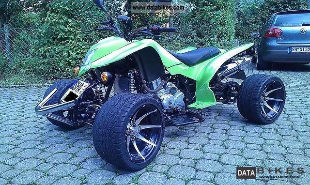 Bashan  T1 2012 Quad photo