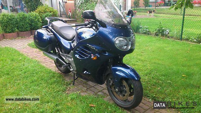 1996 Triumph  Trophy 900 Motorcycle Tourer photo