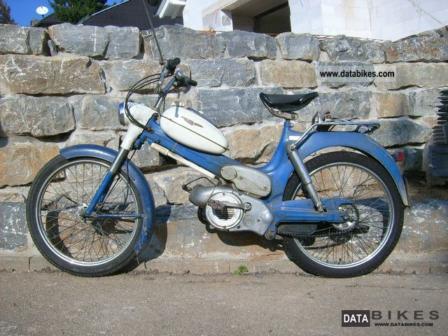 Puch  MS50V 1976 Vintage, Classic and Old Bikes photo
