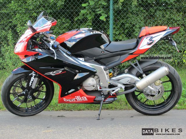 Aprilia  RS 125 (up to 19:04:14 factory warranty) 2012 Sports/Super Sports Bike photo