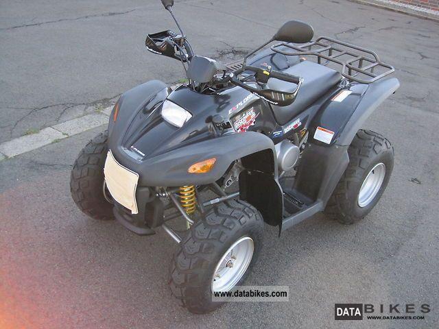 2008 Explorer  Discovery 200cc Motorcycle Quad photo