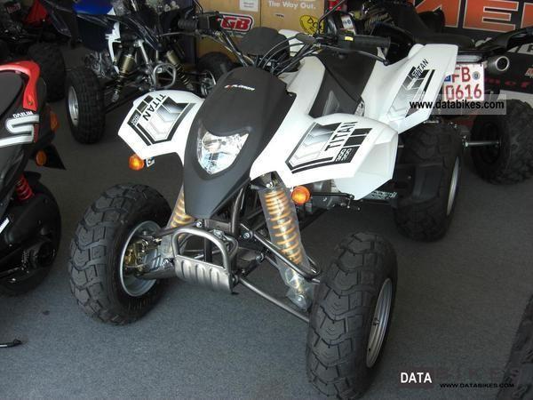2012 Explorer  Titan 300 Motorcycle Quad photo