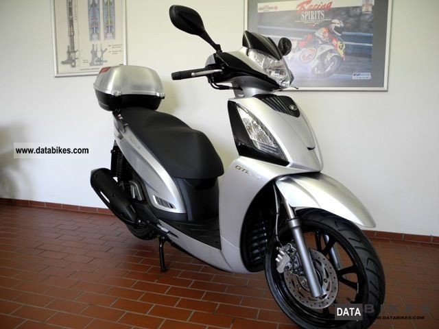 Kymco  People GT 125 i 2012 Scooter photo