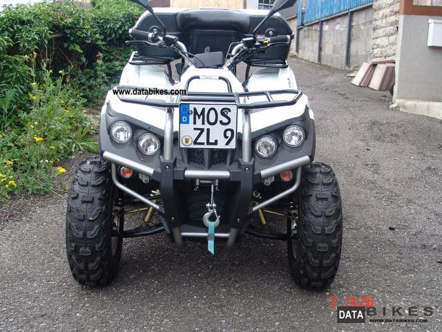 2010 Triton  Access Motorcycle Quad photo