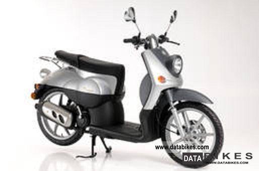 Benelli  PEPE 50cc 2008 Scooter photo