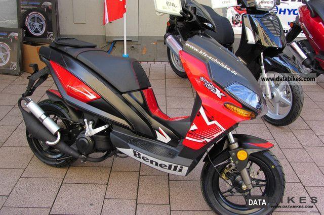 2012 Benelli  49x QUATRO MOVE X Motorcycle Scooter photo