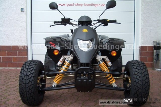 2012 SMC  Barossa Canyon 300 Super Moto Explorer Titan 300 Motorcycle Quad photo