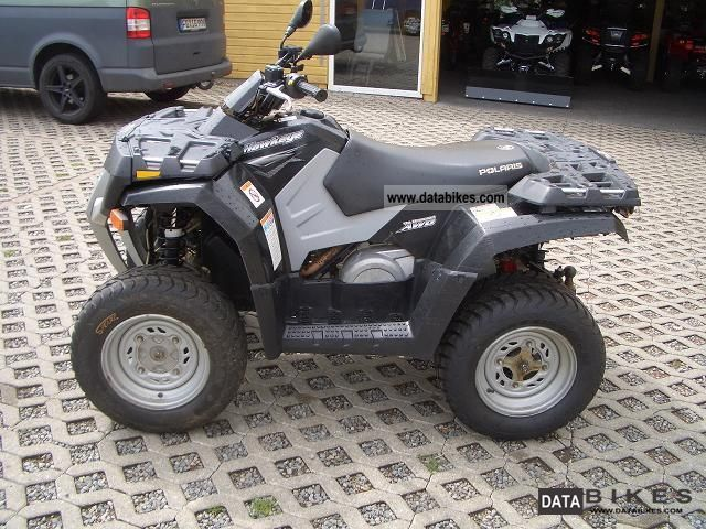 2006 Polaris  Hawkey 300 Motorcycle Quad photo