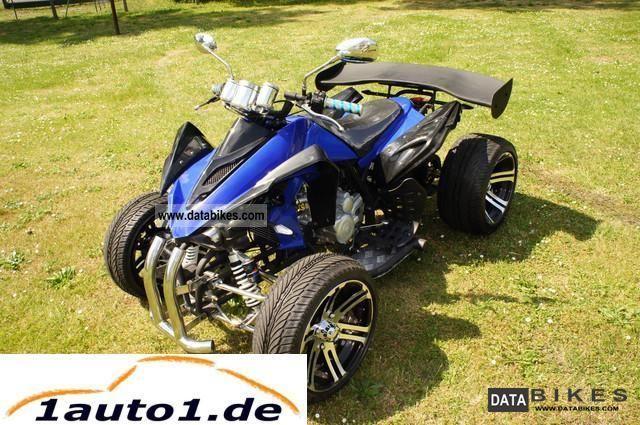 2012 Zhongyu  Jinling Zhenhua Racing Quad ATV 250 cc ZHST Motorcycle Quad photo