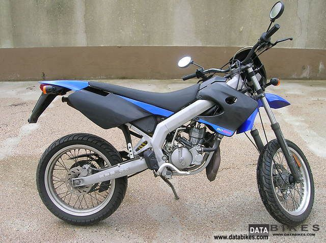 2005 Derbi  50 SM Motorcycle Motor-assisted Bicycle/Small Moped photo