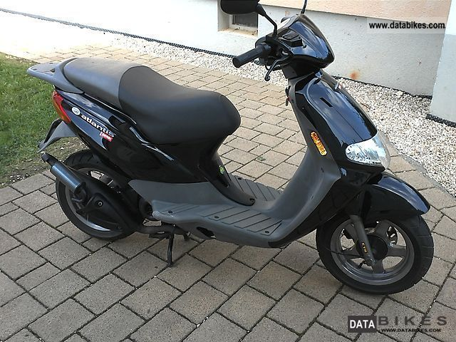 2009 Derbi  Atlantis Motorcycle Motor-assisted Bicycle/Small Moped photo