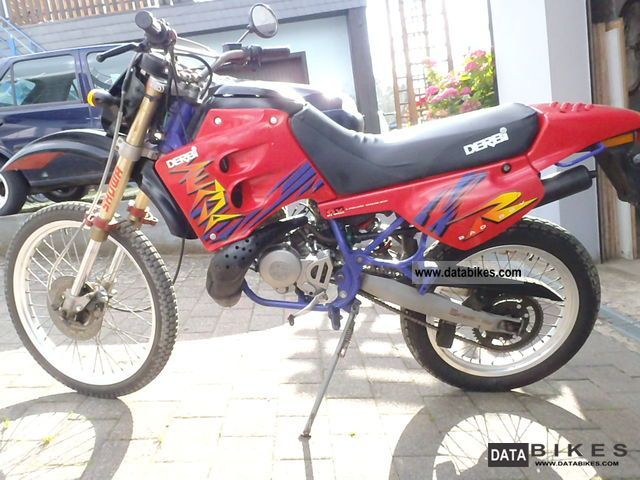 1995 Derbi  Senda Motorcycle Motor-assisted Bicycle/Small Moped photo