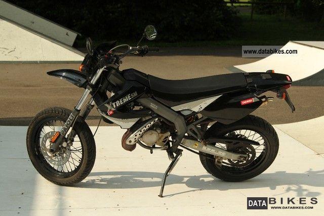 2007 Derbi Senda Xtreme 50 SM