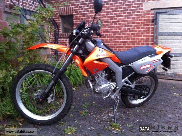 2007 Derbi  Senda Motorcycle Lightweight Motorcycle/Motorbike photo