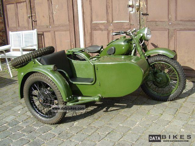 4 Letter Car Makers >> 1949 Ural M72 team with German car letter