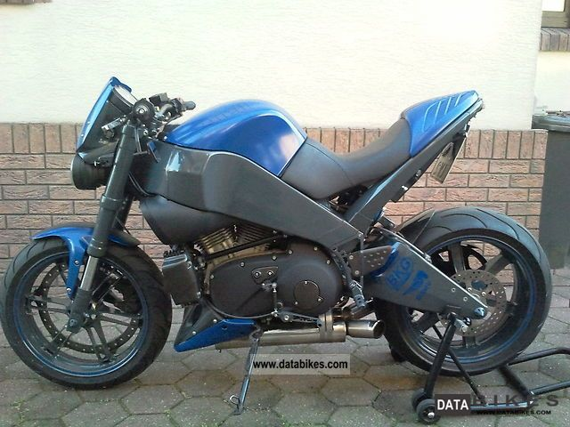 2004 Buell  XB 9 SX Motorcycle Motorcycle photo
