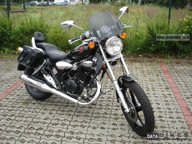 2010 Kymco  Zing II Motorcycle Chopper/Cruiser photo