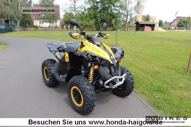 Bombardier  Renegade XXC1000 with LOF approval 2012 Quad photo