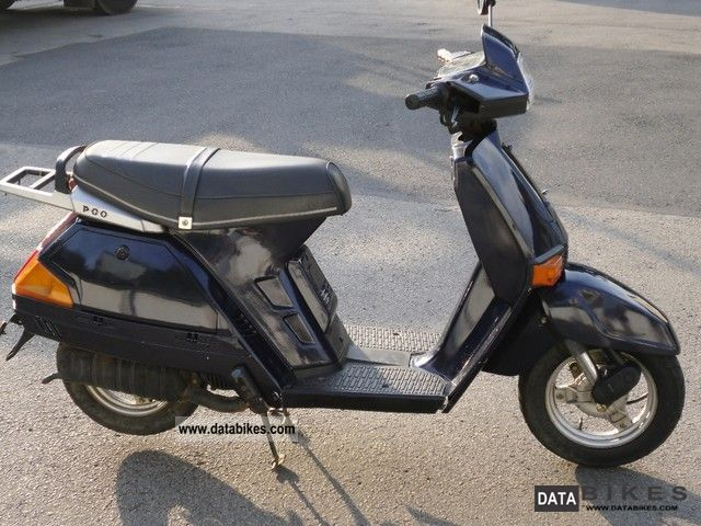 PGO  Star 50 1993 Scooter photo