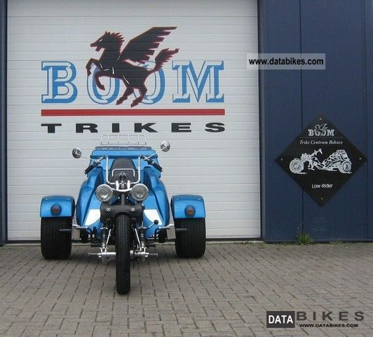 2000 Boom  Highway Motorcycle Trike photo
