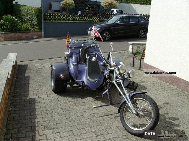 1993 Boom  Trike Motorcycle Trike photo