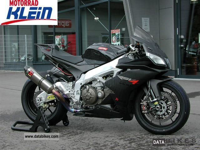 2012 Aprilia  RSV4 Factory APRC complete conversion Motorcycle Sports/Super Sports Bike photo