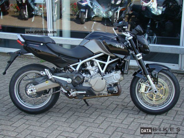 2010 Aprilia  Mana 850 Nero Competition Motorcycle Naked Bike photo