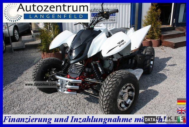 2012 Triton  Supermoto 450 LOF Motorcycle Quad photo