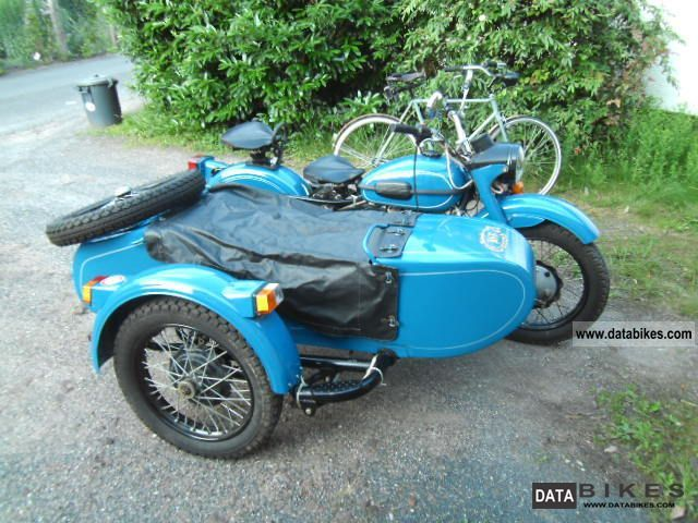 2003 Ural  650 Motorcycle Combination/Sidecar photo