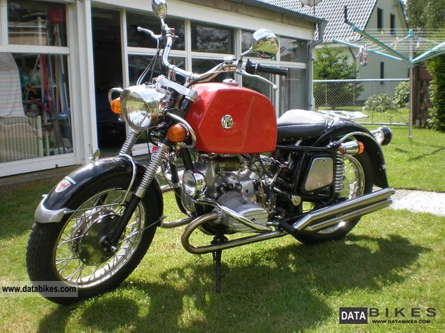 Ural  M 63 1968 Vintage, Classic and Old Bikes photo