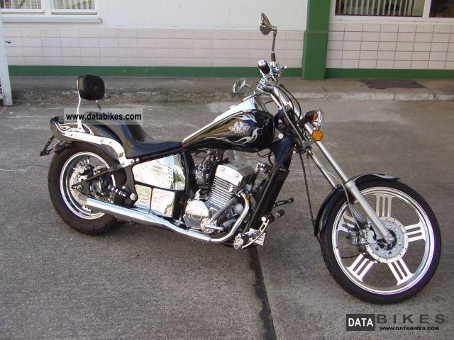 2010 WMI  Regal Reptor 125 Spyder Motorcycle Chopper/Cruiser photo