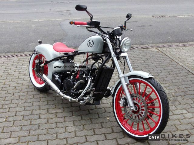 2012 WMI  Special Edition 69 Barhog bobber 125 new vehicles Motorcycle Chopper/Cruiser photo