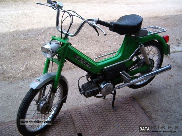 Puch  MAXI S 1.Hand orig.900km!!! 1977 Vintage, Classic and Old Bikes photo