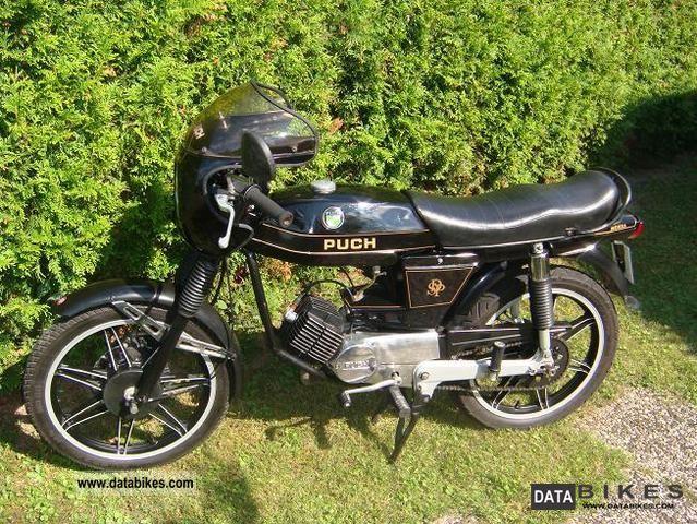 Daimler Puch Motorcycle Puch Steyr Daimler Puch
