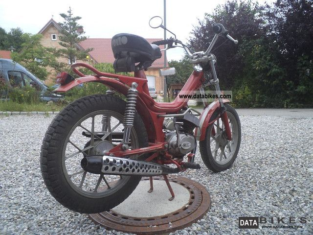 1978 Moto Morini  Moped Motorcycle Motor-assisted Bicycle/Small Moped photo