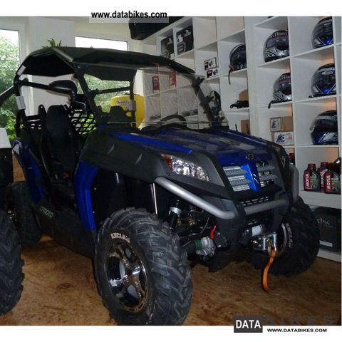 2012 CFMOTO  Z6 Bazooka UTV Side by Side Motorcycle Other photo