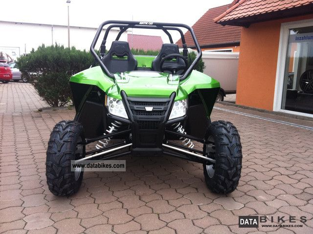 2012 Arctic Cat  Wildcat 1000 available now! Motorcycle Trike photo