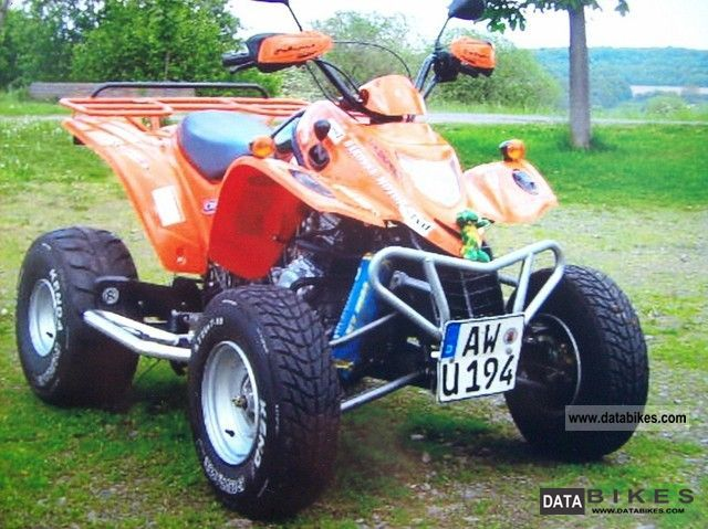 2006 Barossa  Skywolker 250 Motorcycle Quad photo