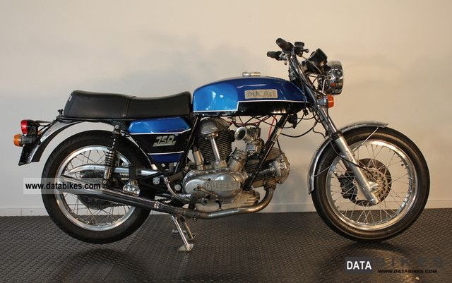 Ducati  750 GT 1973 Vintage, Classic and Old Bikes photo